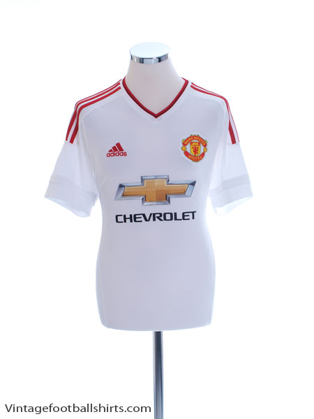 2015-16 Manchester United Away Shirt *w/tags* M - AI6363