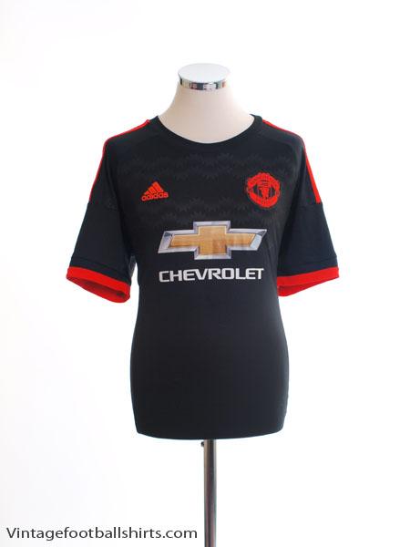 2015-16 Manchester United Third Shirt XL - AC1445
