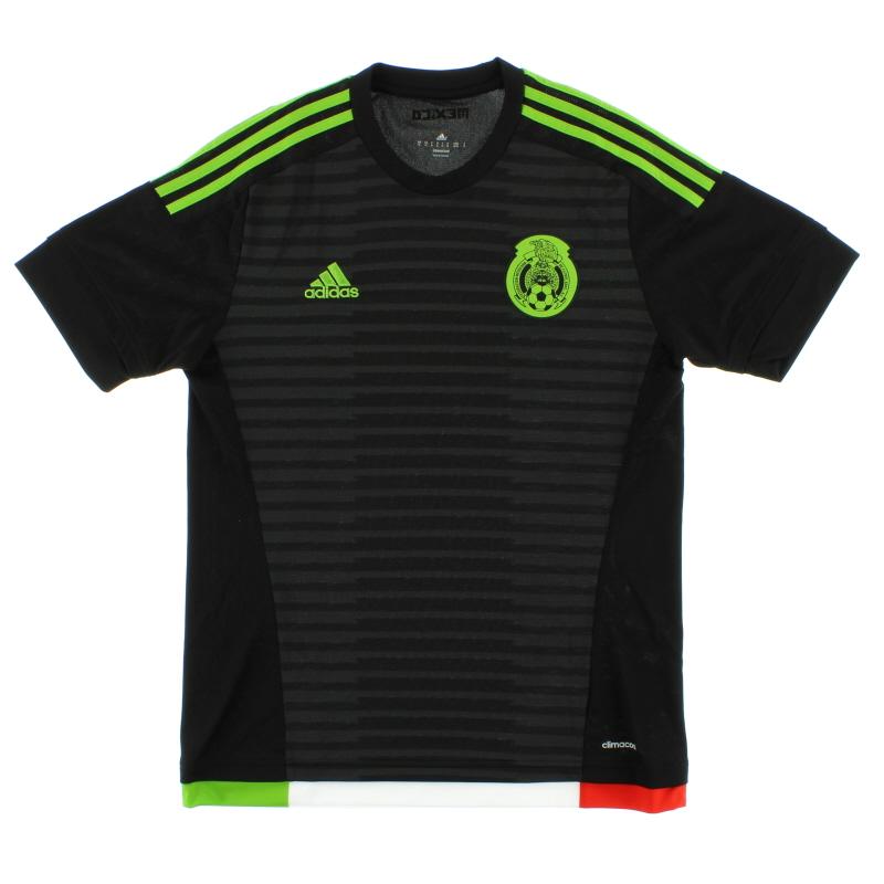 2015-16 Mexico Home Shirt *Mint* M