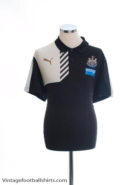 2015-16 Newcastle Puma Polo Shirt XXL - 748062