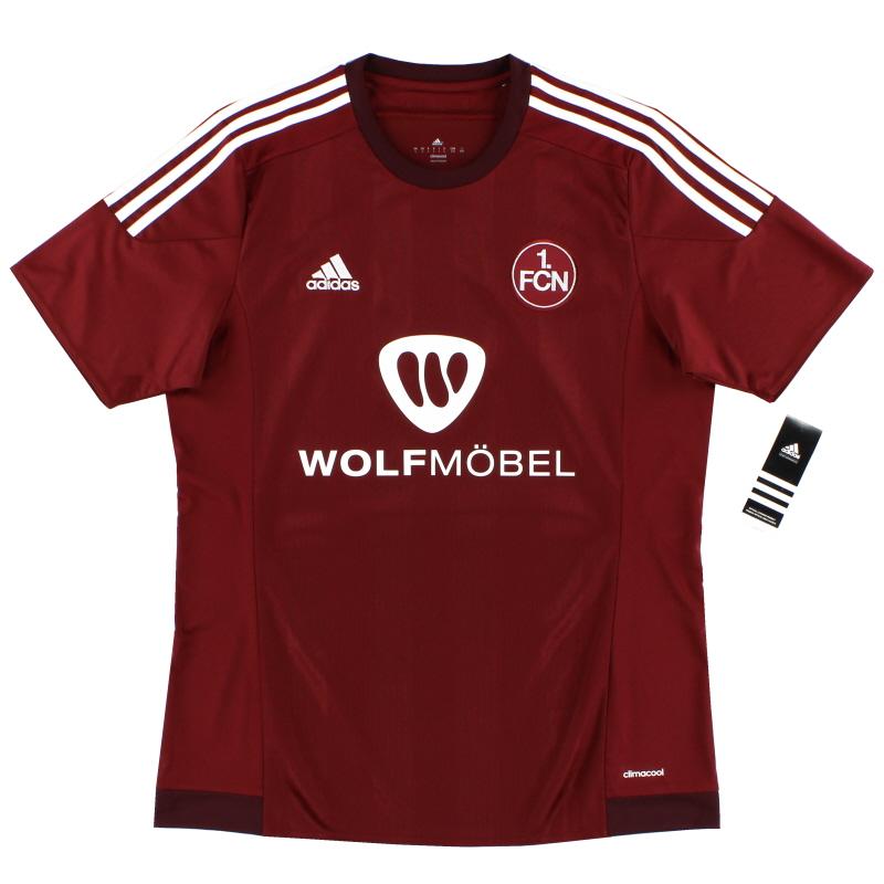 2015-16 Nurnberg Home Shirt *BNIB*