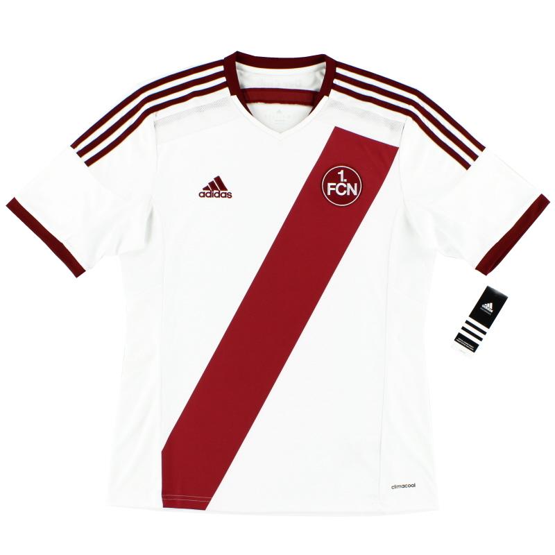 2015-16 Nurnberg adidas Player Issue Away Shirt *BNIB*