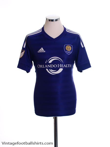 2015-16 Orlando City Home Shirt M