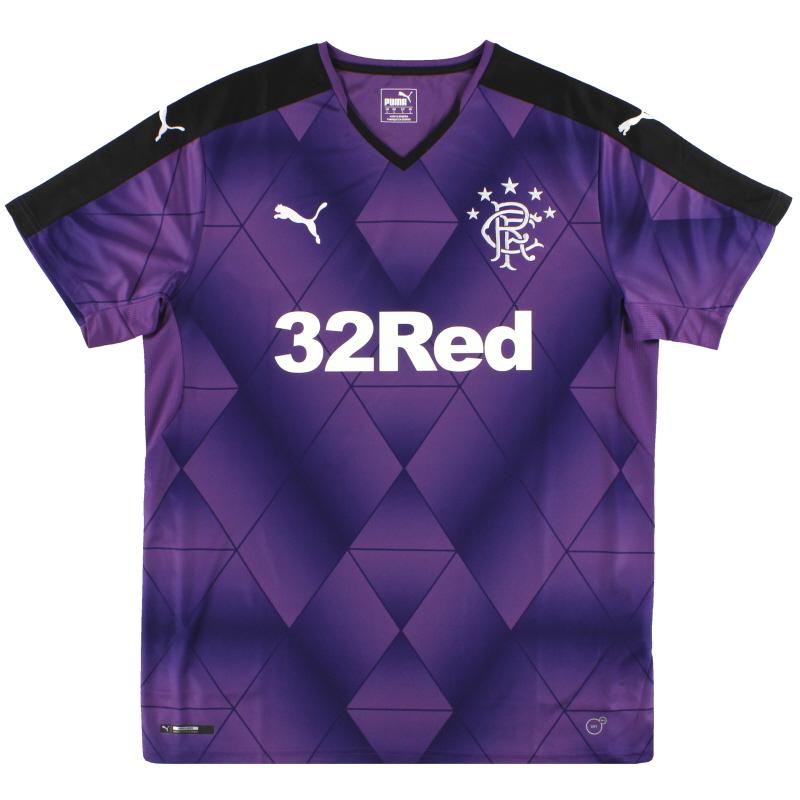 2015-16 Rangers Puma Third Shirt *BNIB*  - 747832