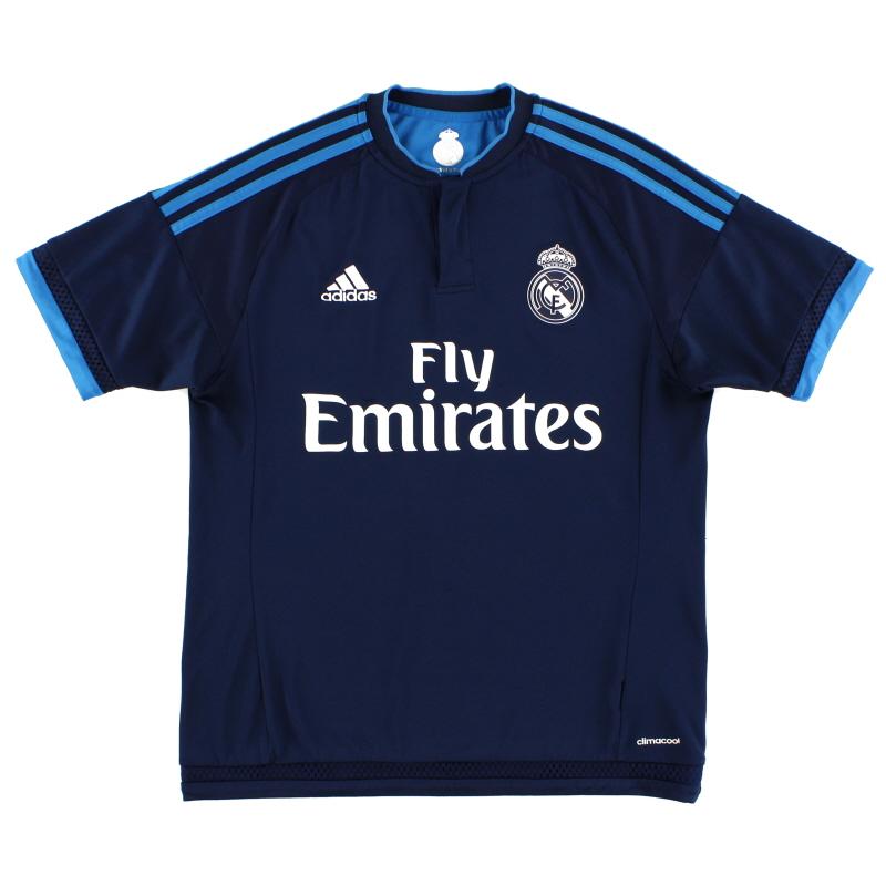 2015-16 Real Madrid Third Shirt S - S12676
