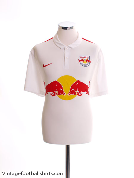 2015-16 Red Bull Salzburg Home Shirt *As New* L
