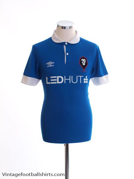 2015-16 Salford City Third Shirt S