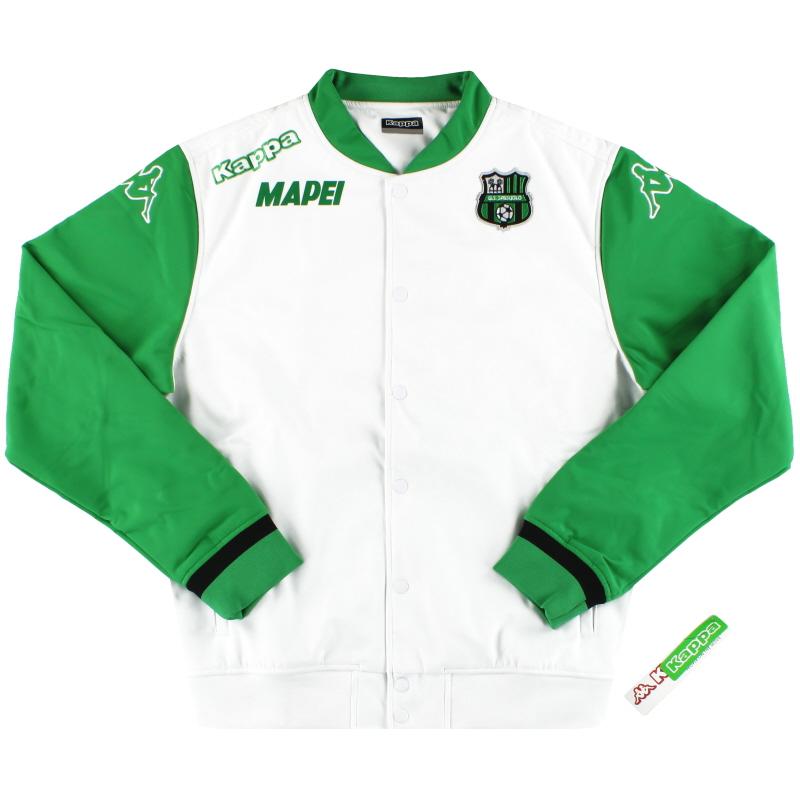 2015-16 Sassuolo Kappa Womber Jacket *BNIB* - 302H9H0