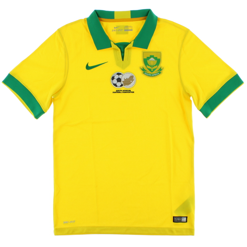 2015-16 South Africa Home Shirt S - 698857-719