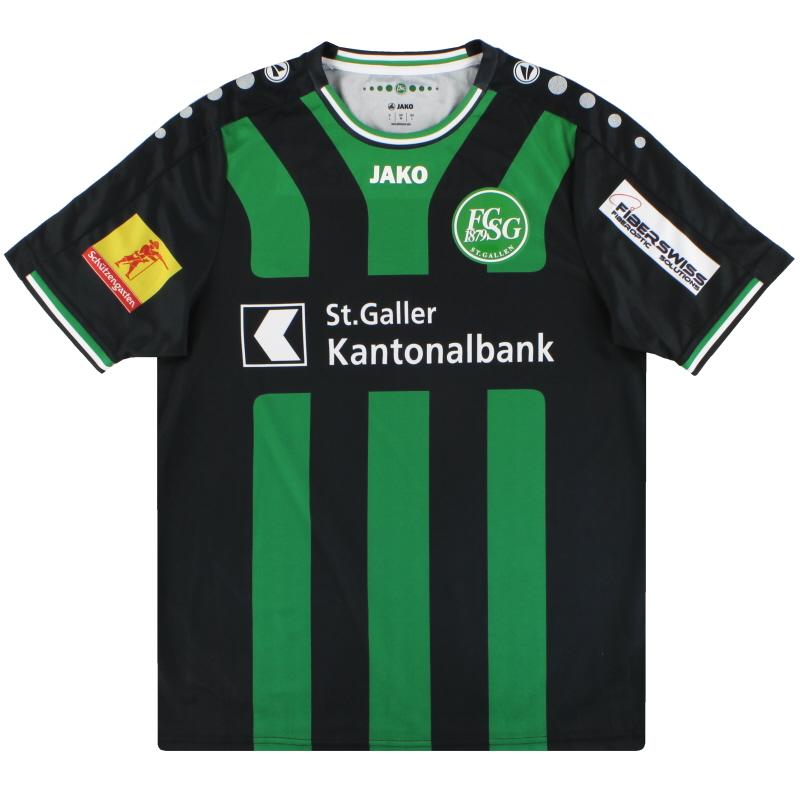 2015-16 St Gallen Jako Away Shirt M - SG4215A