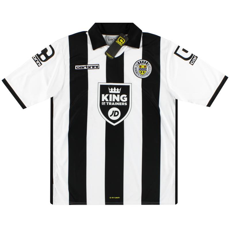 2015-16 St Mirren Home Shirt *w/tags* S - CBF3024SS