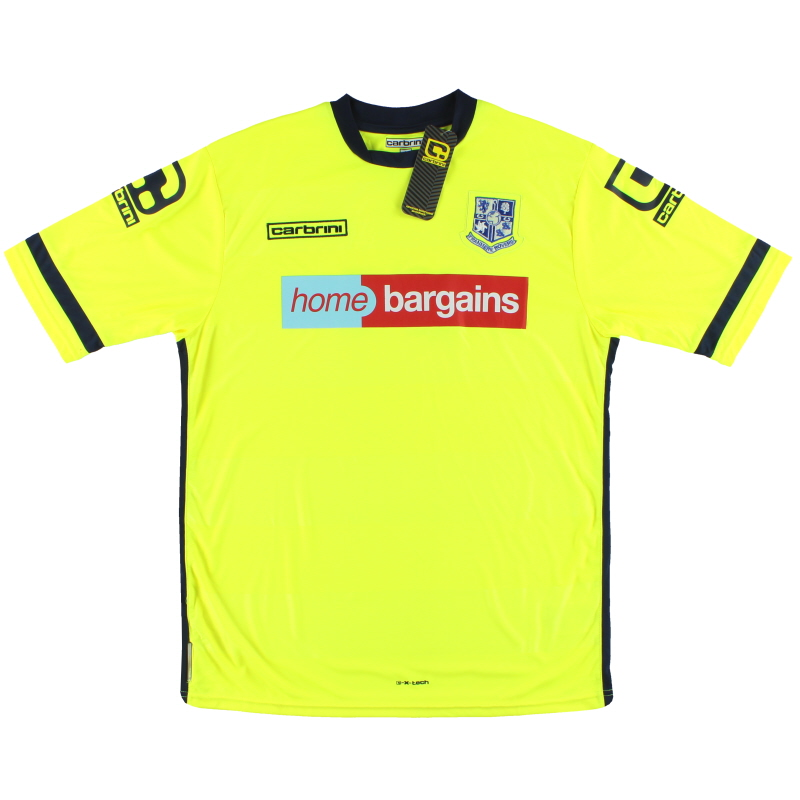 2015-16 Tranmere Rovers Away Shirt *w/tags* L - CBF3029SS