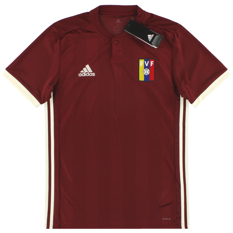 2018 Venezuela adidas Home Shirt *BNIB* S - CY5422