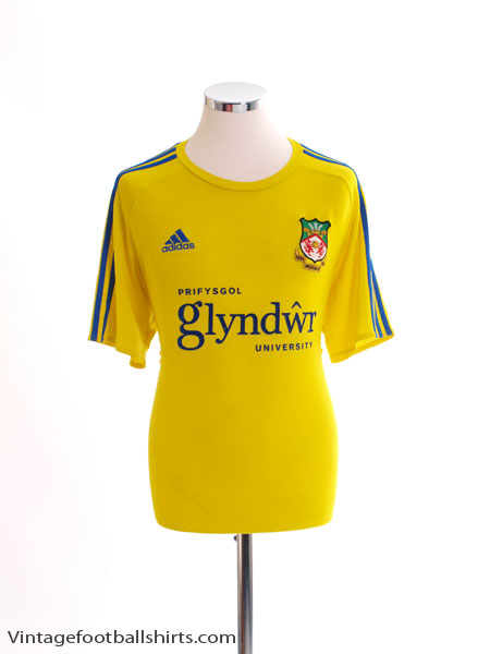 2015-16 Wrexham Away Shirt L