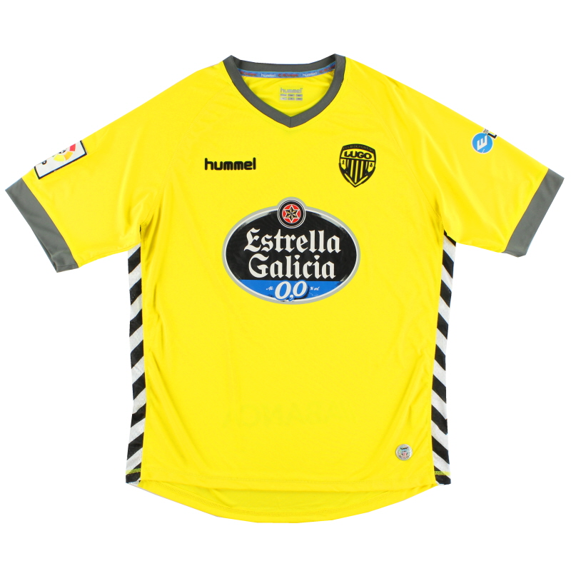 2015-17 CD Lugo Third Shirt XL