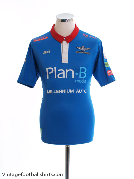 2015 Bangkok United Third Shirt M