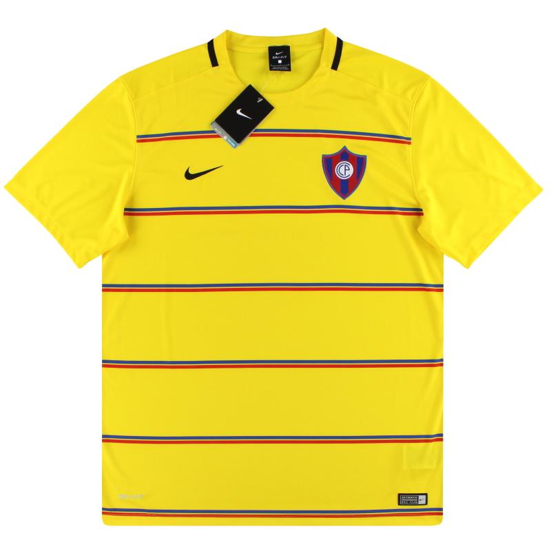 2015 Cerro Porteno Nike Basic Away Shirt *w/tags* L - 704407