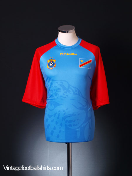 2014-15 DR Congo Home Shirt *BNIB*