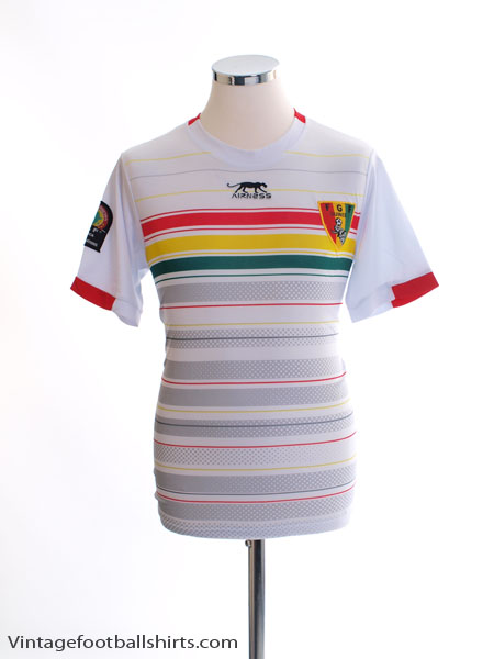 2015 Guinea Away Shirt M