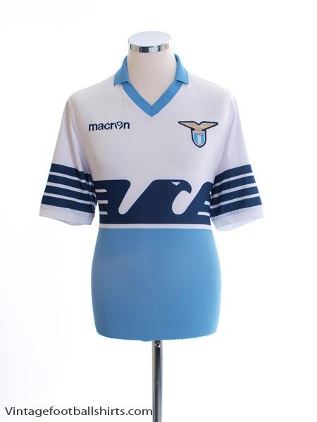 2015 Lazio '115 Anniversary' Home Shirt *BNWT* XL