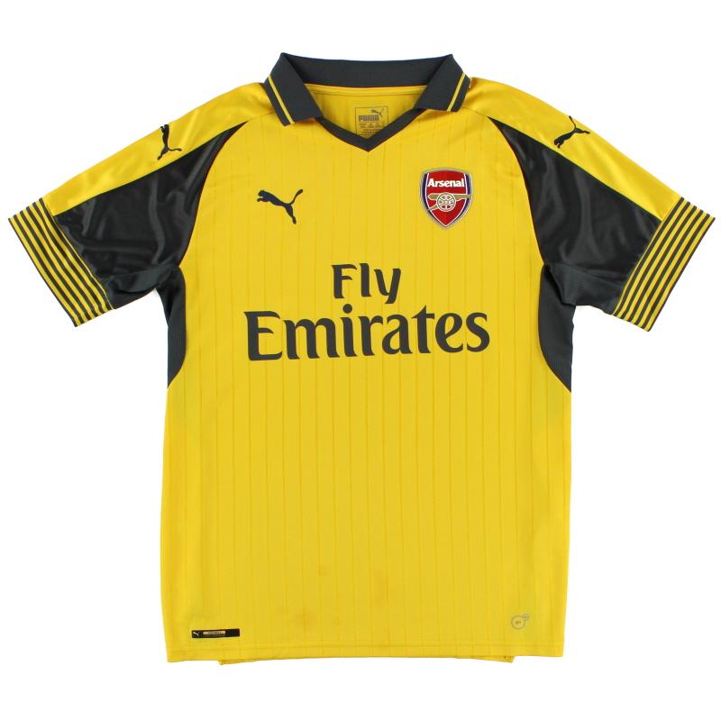 2016-17 Arsenal Away Shirt M