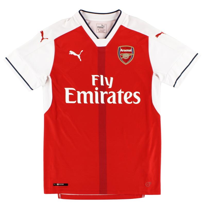 2016-17 Arsenal Home Shirt *Mint* 5XL