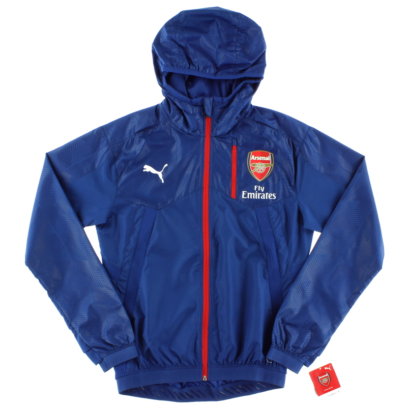 2016-17 Arsenal Puma Stadium Vent Thermo-R Jacket *BNIB* - 753336-02