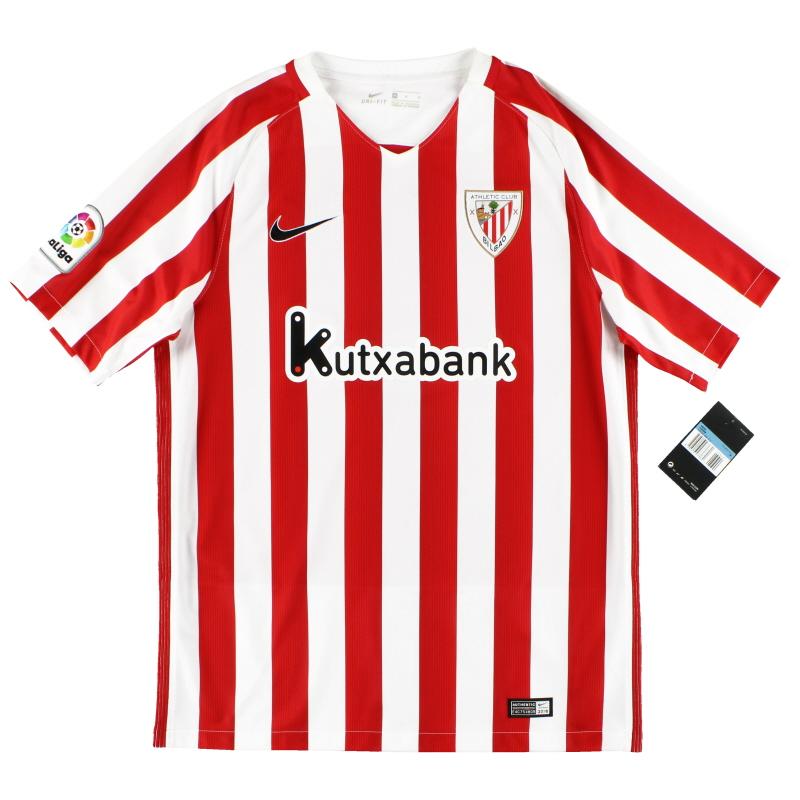 2016-17 Athletic Bilbao Nike Home Shirt *w/tags* M - 808290-658
