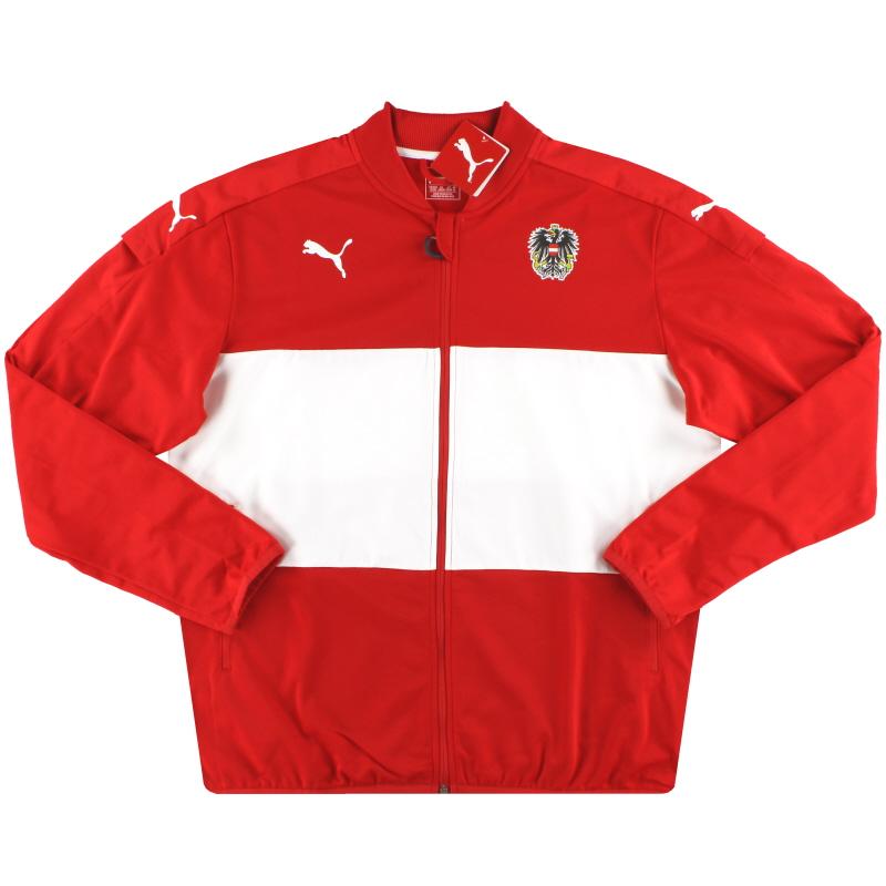 2016-17 Austria Puma Stadium Track Jacket *BNIB* - 748688-11
