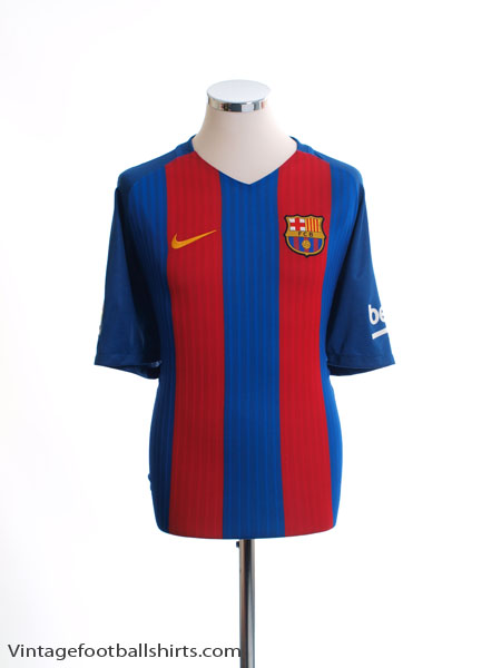 2016-17 Barcelona Home Shirt M - 776850-481