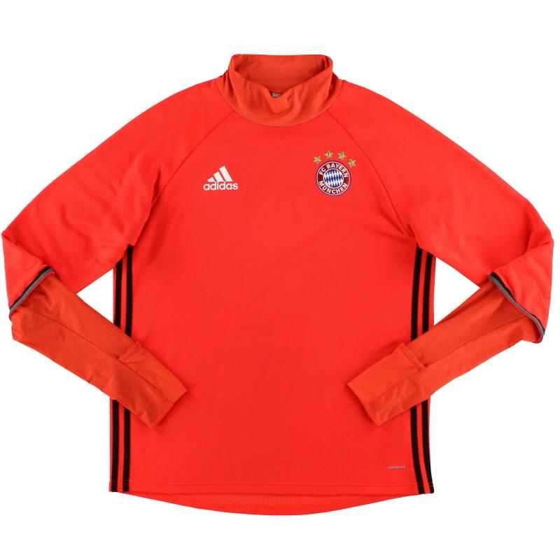 2016-17 Bayern Munich adidas Training Top L - AO0290