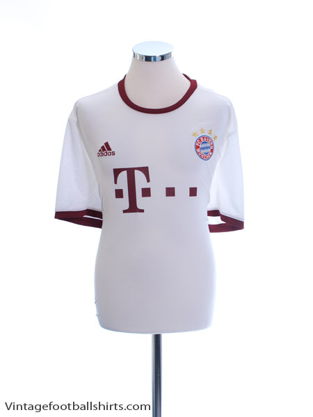 2016-17 Bayern Munich Third Shirt *w/tags* XXL - AZ4663