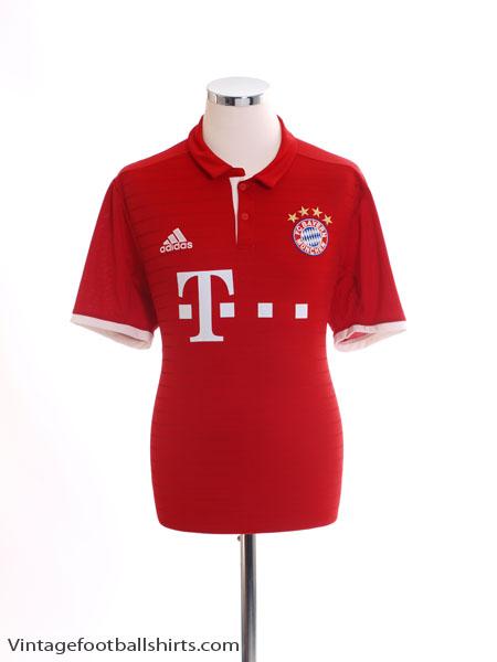 2016-17 Bayern Munich Home Shirt *Mint* M