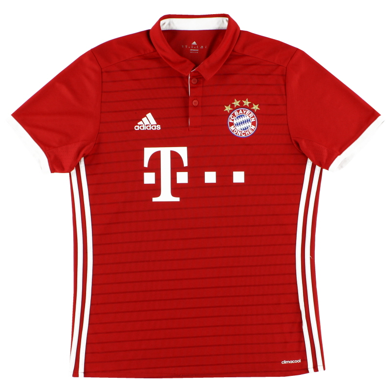 2016-17 Bayern Munich Home Shirt Y - AI0055