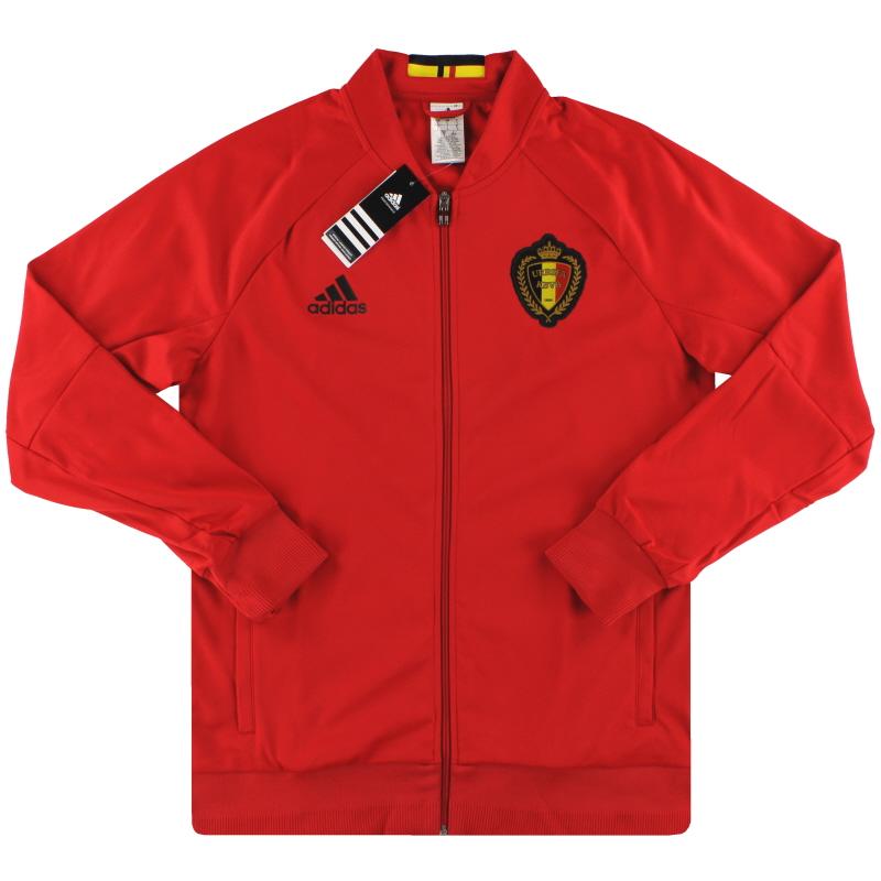 2016-17 Belgium adidas Anthem Jacket *BNIB* - AC5818