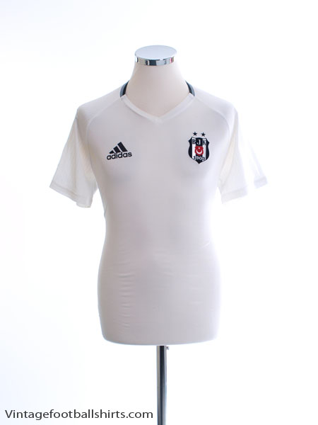 2016-17 Besiktas Adizero Training Shirt *Mint* M