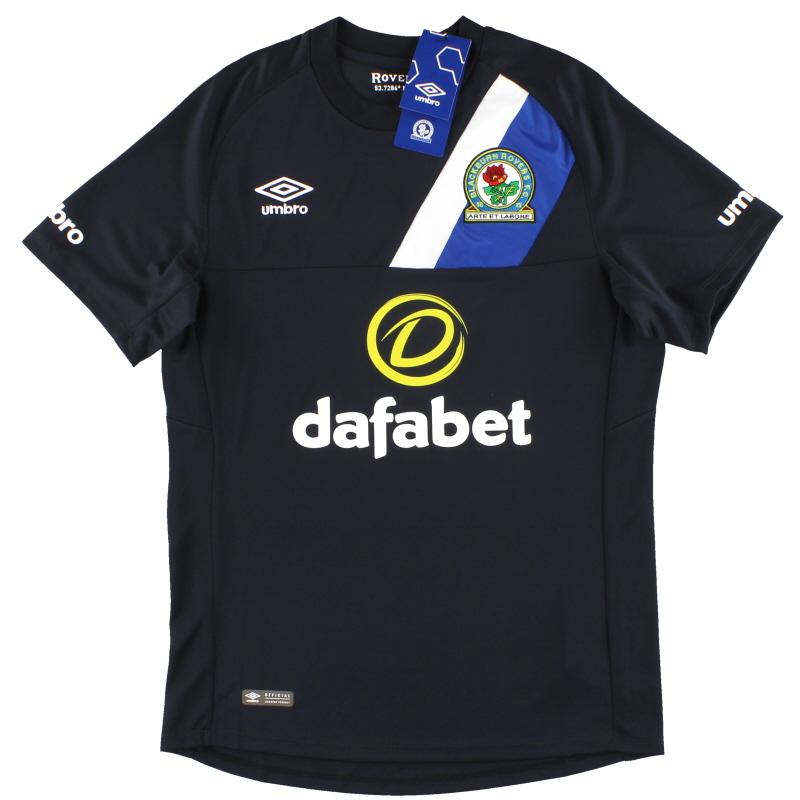 2016-17 Blackburn Umbro Away Shirt *BNIB* S