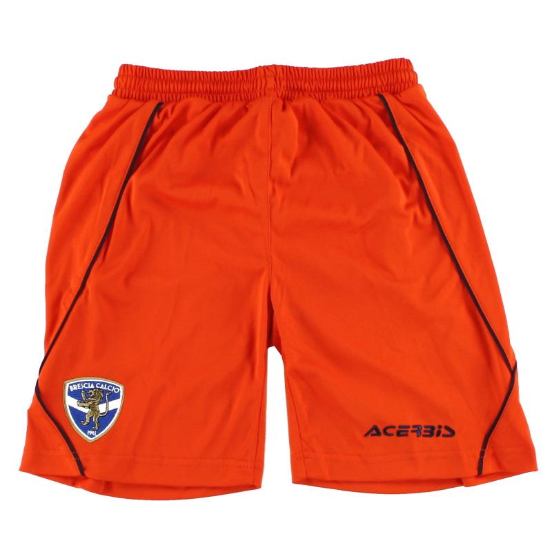 2016-17 Brescia Acerbis Goalkeeper Shorts *BNIB* XXXS - 0022049.010.059