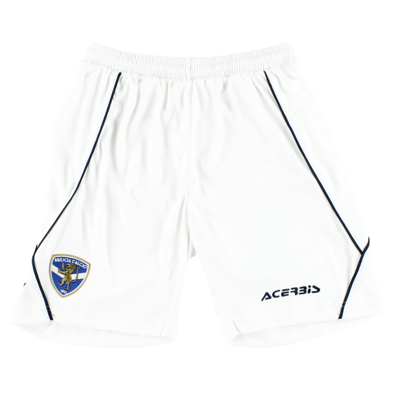 2016-17 Brescia Acerbis Third Shorts *BNIB* XXS - 0022049