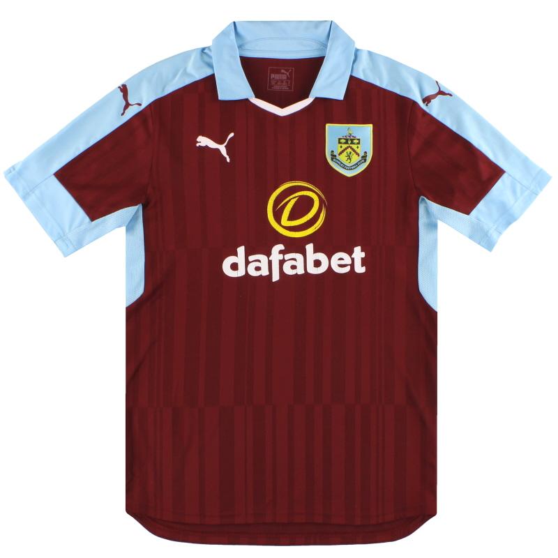 2016-17 Burnley Puma Home Shirt M