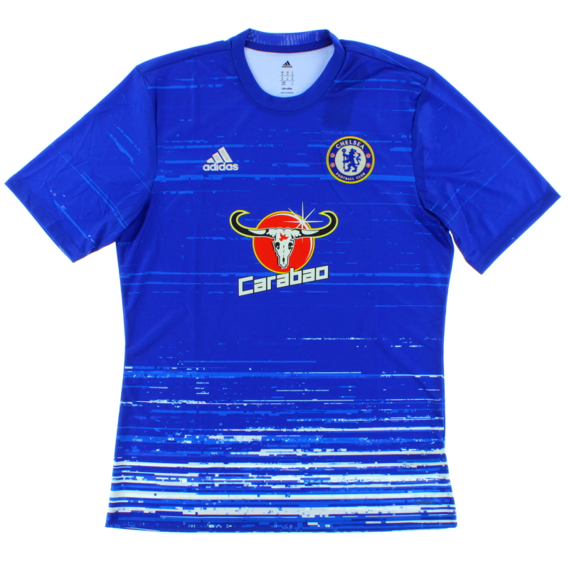 2016-17 Chelsea Pre-Match Training Shirt *BNIB* - AX7012