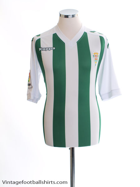 2016-17 Cordoba Home Shirt XL