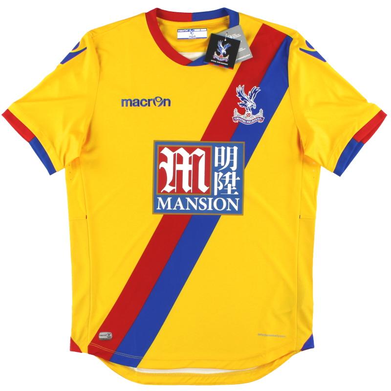 2016-17 Crystal Palace Macron Away Shirt *BNIB*