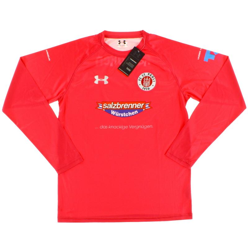 2016-17 FC St. Pauli Goalkeeper Shirt *w/tags* L