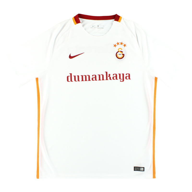2016-17 Galatasaray Nike Away Shirt L - 776869-101