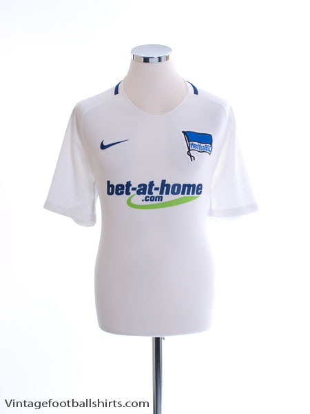 2016-17 Hertha Berlin Away Shirt L