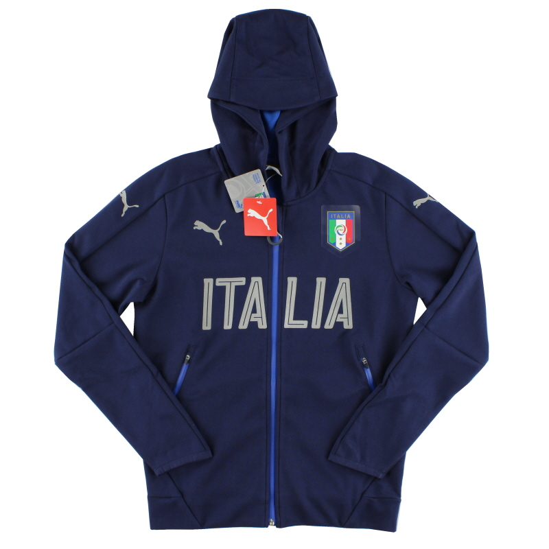 2016-17 Italy Puma Casual Performance Zip-Front Jacket *BNIB* - 748857 05
