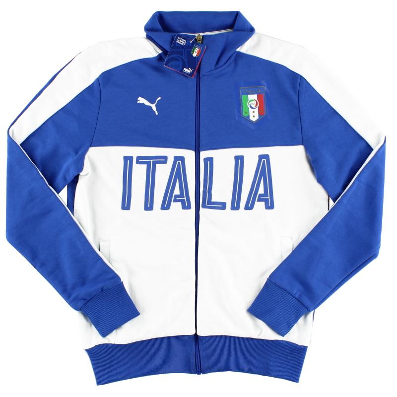 2016-17 Italy Puma Fanwear Track Jacket *BNIB* - 749105 01