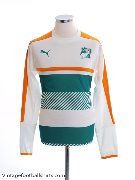 2016-17 Ivory Coast Training Top M