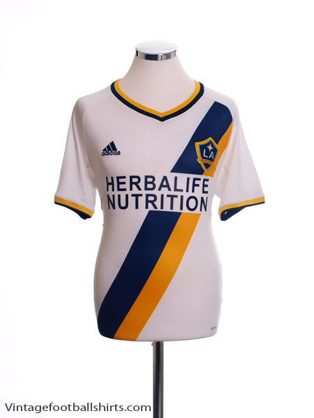2016-17 LA Galaxy Home Shirt L